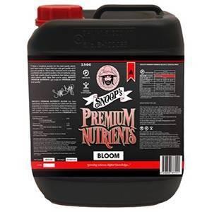 Snoop's Premium Nutrients Bloom A Circulating 20 Liter (Hydro Recirculating) (1/Cs)
