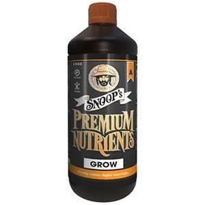 Snoop's Premium Nutrients Grow A Circulating 1 Liter (Hydro Recirculating) (12/Cs)