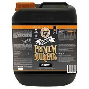 Snoop's Premium Nutrients Grow B Circulating 5 Liter (Hydro Recirculating) (4/Cs)