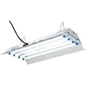 AgroFlex T5 HO 24 - 2 ft 4 Lamp T5 Fixture - 120 Volt