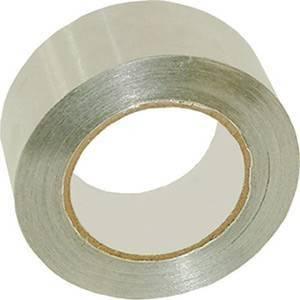 Aluminum Duct Tape, 2 mil - 120 yds