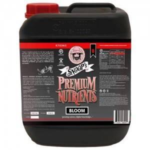 Snoop's Premium Nutrients Bloom B Circulating 5 Liter (Hydro Recirculating) (4/Cs)