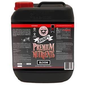 Snoop's Premium Nutrients Bloom B Circulating 20 Liter (Hydro Recirculating) (1/Cs)