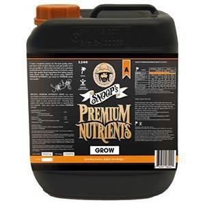 Snoop's Premium Nutrients Grow A Coco 10 Liter (2/Cs)