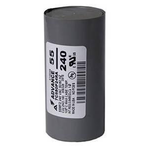 Capacitor, Sodium, 400W/Dry 55 MFD/240 VAC MIN (Advance)